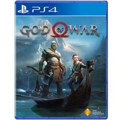 Game PS4 God Of War 4 2018