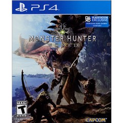 Game PS4 Monster Hunter World - US