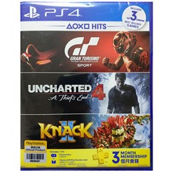 Game  PS4 Hits Bundle Pack