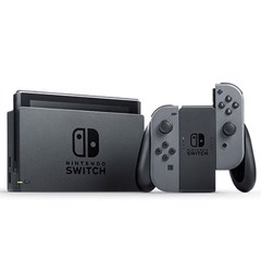 Máy Nintendo Switch with Gray Joy-Con