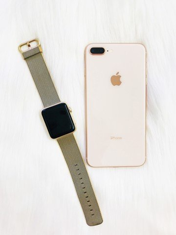 Apple Watch Series 1 42mm Gold