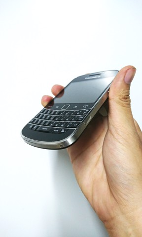 Blackberry 9900 Bold Touch Đen