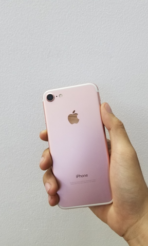 iPhone 7 Hồng 128GB Lock Mỹ SPRINT