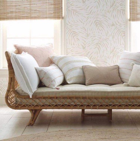 Sofa Mây Daybed Classic