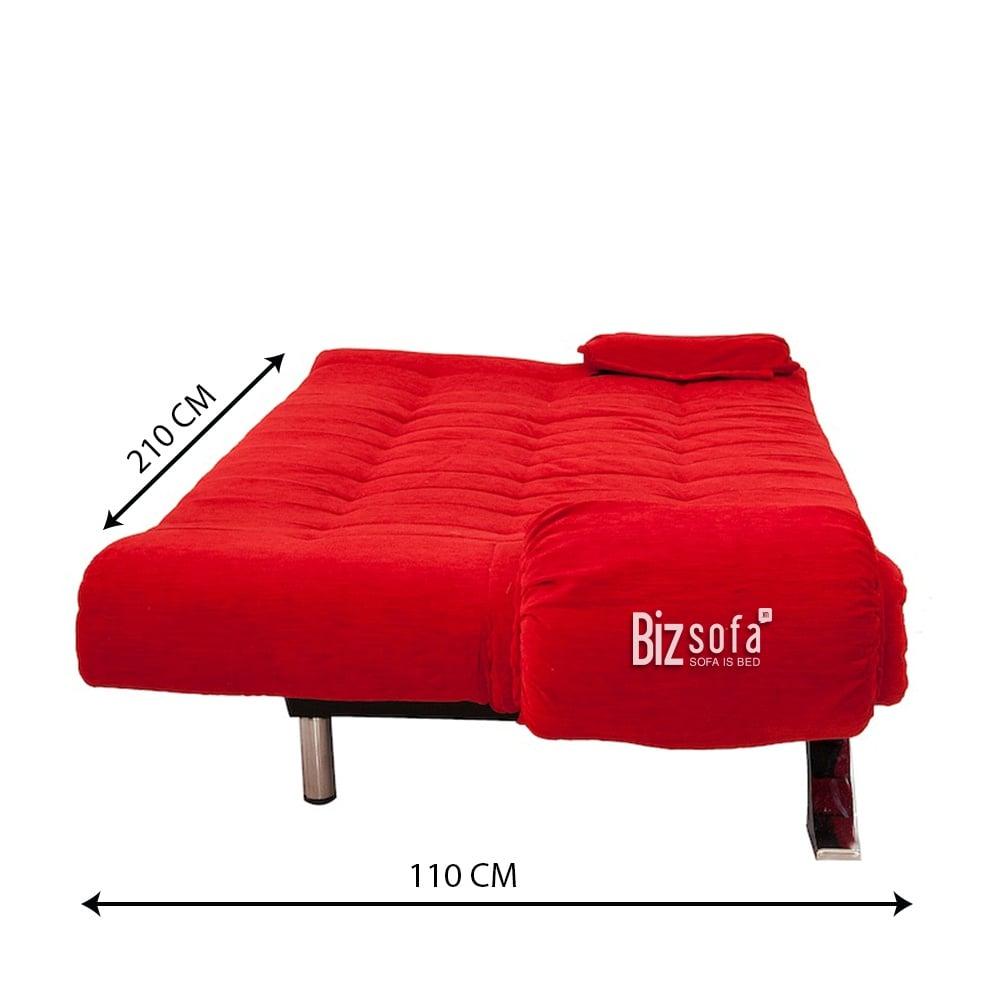 Sofa Giường Biz Nice Plus Nhiều Màu Trơn