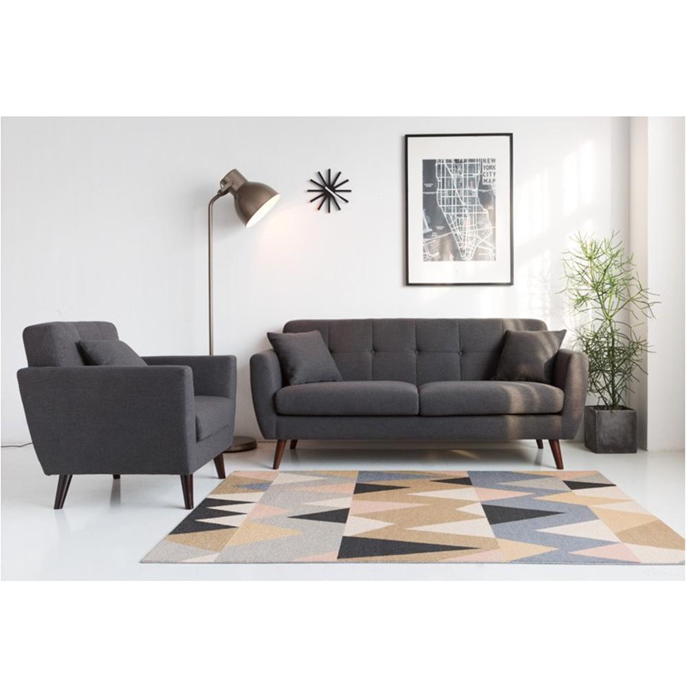 Sofa Phòng Khách TB046 – Nhiều màu trơn