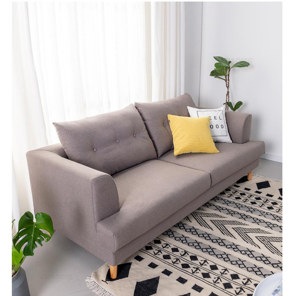 Sofa Phòng Khách TB021 – Nhiều màu trơn