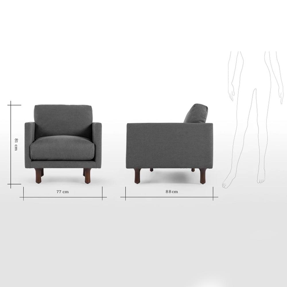 Sofa Phòng Khách TB037 – Nhiều màu trơn