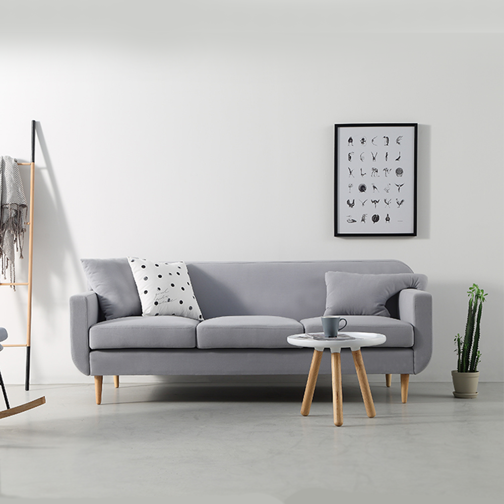 Sofa Phòng Khách TB023 – Nhiều màu trơn