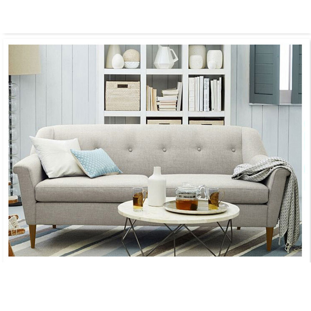 Sofa Phòng Khách TB010 – Nhiều màu trơn