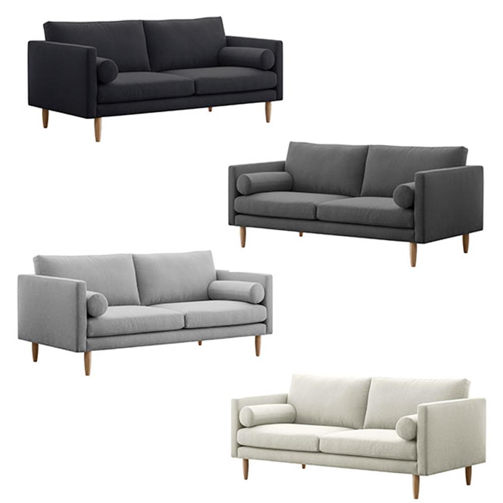 Sofa Phòng Khách TB029 – Nhiều màu trơn