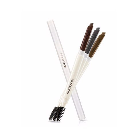 "<p style=""text-align: justify;"" data-mce-style=""text-align: justify;""> - Chì Kẻ Chân Mày Innisfree Auto Eyebrow Pencil"