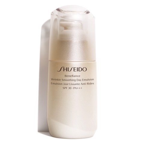 <p> - Sữa dưỡng da Shiseido benefiance wrinkle smoothing day emulsion SPF 30 PA+++