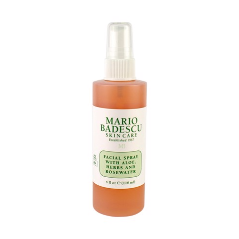 <p> - Xịt dưỡng Mario Badescu Facial Spray with Aloe, Herbs and Rosewater