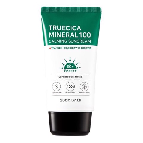 <p> - Kem Chống Nắng Some By Mi Trucica Mineral 100 Calming Suncream
