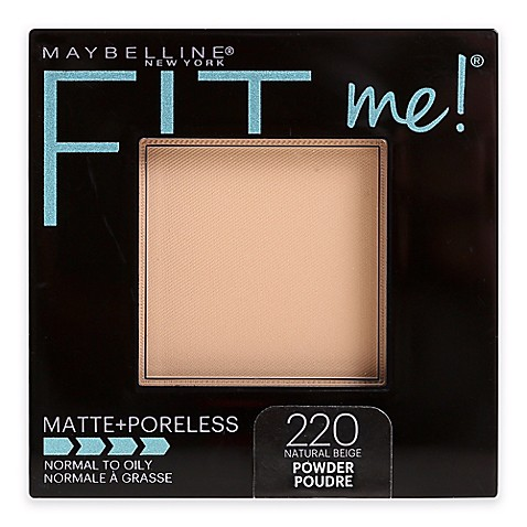 <p>Phấn phủ Maybelline Fit Me Matte Poreless - MBL PHAN MINLI-FITME-220 NATURAL BEIGE9G