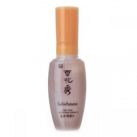 <p><strong>First Care Activating Serum Ex</strong> (no box) - Tinh chất dưỡng First Care Sulwhasoo