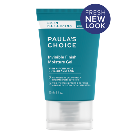 <p> - Gel dưỡng ẩm Paula's Choice Skin Balancing Invisible Finish Moisture Gel
