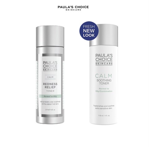 <p>Calm Redness Relief Toner for Normal to Oily Skin - Nước hoa hồng phục hồi da Paula's Choice Calm Redness Relief Toner for Normal to Oily Skin