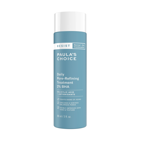 <p> - Tẩy tế bào chết Paula's Choice Resist Daily Pore-Refining Treatment With 2% BHA