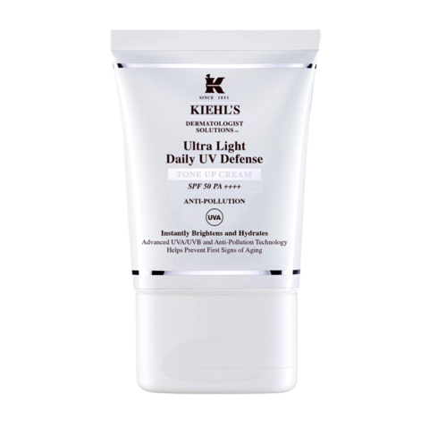 <p> - Kem Chống Nắng Kiehl's Ultra Light Daily UV Defense Tone Up Cream SPF 50 PA ++++