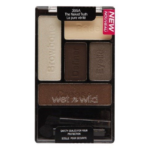 <p><span>Wet & Wild Color Icon 5-pan Eyeshadow - The naked Truth</span> - Color Icon 5-pan Eyeshadow - The naked Truth