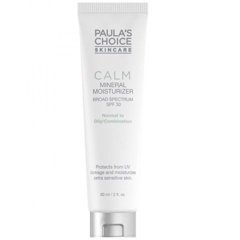 <p> - Kem chống nắng Paula's Choice Calm Redness Relief SPF 30 Moisturizer for Normal to Oily Skin