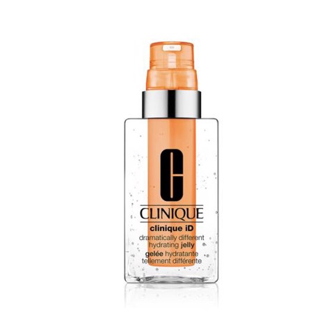 "<p style=""text-align: justify;"" data-mce-style=""text-align: justify;""> - Dưỡng ẩm đặc trị lõi cam Clinique iD Dramatically Different Hydrating Jelly and Active Cartridge Concentrate"