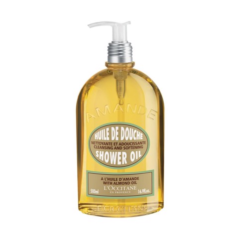 "<p><span data-sheets-value=""{""1"":2,""2"":""Almond Shower Oil Cleansing And Softening 500ml""}"" data-sheets-userformat=""{""2"":14397,""3"":{""1"":1},""5"":{""1"":[{""1"":2,""2"":0,""5"":[null,2,0]},{""1"":0,""2"":0,""3"":3},{""1"":1,""2"":0,""4"":1}]},""6"":{""1"":[{""1"":2,""2"":0,""5"":[null,2,0]},{""1"":0,""2"":0,""3"":3},{""1"":1,""2"":0,""4"":1}]},""7"":{""1"":[{""1"":2,""2"":0,""5"":[null,2,0]},{""1"":0,""2"":0,""3"":3},{""1"":1,""2"":0,""4"":1}]},""8"":{""1"":[{""1"":2,""2"":0,""5"":[null,2,0]},{""1"":0,""2"":0,""3"":3},{""1"":1,""2"":0,""4"":1}]},""14"":[null,2,0],""15"":""Times New Roman"",""16"":8}"">Almond Shower Oil Cleansing And Softening 500ml - Dầu Tắm Hạnh Nhân Almond Shower Oil L'occitane"