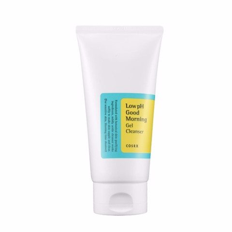 <p> - Gel rửa mặt cân bằng COSRX Low-pH Good Morning Gel Cleanser