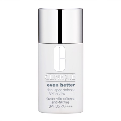 <p> - Tinh chất đều màu da Clinique Even Better Dark Spot Defense-Sheer SPF50++++