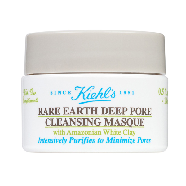Image result for Kiehl's Rare Earth Deep Pore Cleansing Masque 14ml