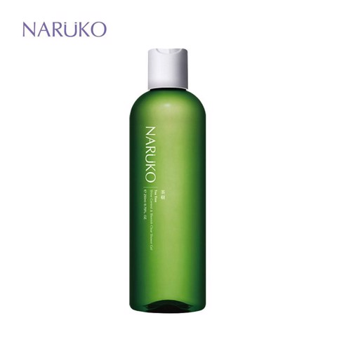"<p style=""text-align: justify;"" data-mce-style=""text-align: justify;""> - Sữa tắm Naruko Trà Tràm - Tea Tree Shine Control And Blemish Clear Shower Gel"