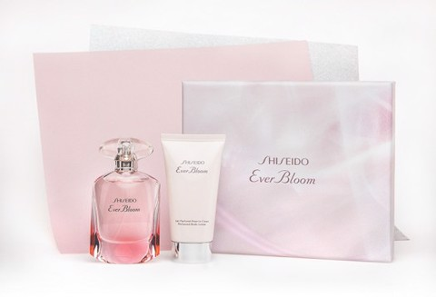 <p>Shiseido Ever Bloom eau de toilette  - Bộ nước hoa Shiseido Ever Bloom eau de toilette