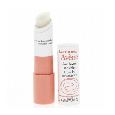 <p>EAU Thermale Avène Soin Lèvres Sensibles - Care for Sensitive lips  - Son dưỡng môi êm dịu