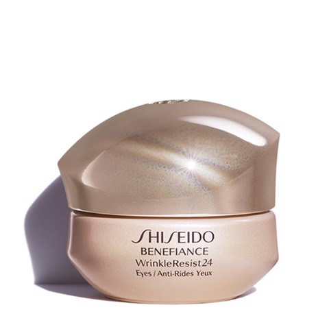 <p>Shiseido Benefiance Wrinkleresist24 eye cream 15ml - Kem chống nhăn vùng mắt Shiseido Benefiance Wrinkleresist24 eye cream