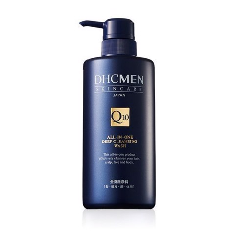 <p> - Sữa tắm gội cho nam DHC MEN All-in-one Deep Cleansing Wash