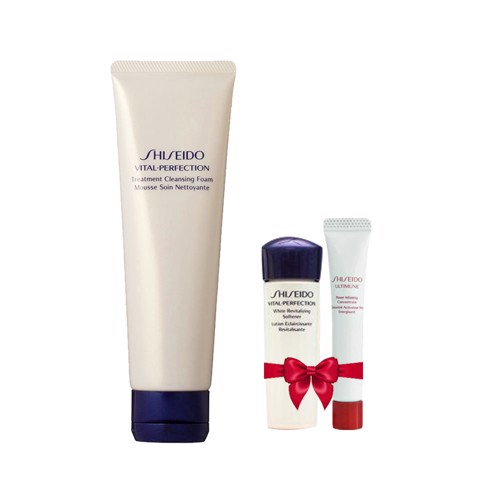 <p>Shiseido SVP TREATMENT CLEAN FOAM PRO3 KIT - Bộ làm sạch dưỡng ẩm Shiseido SVP Treatment Clean Foam Pro3