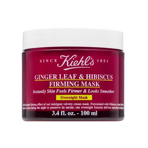 <p> - Mặt Nạ Ngủ Chống Lão Hóa Kiehl's Ginger Leaf & Hibiscus Firming Mask