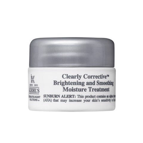 <p> - Kem dưỡng sáng da  Kiehl's Clearly Corrective Brightening & Smoothing Moisture Treatment