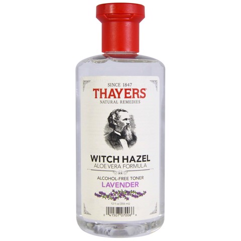 "<p style=""text-align: justify;"" data-mce-style=""text-align: justify;""> - Nước hoa hồng Thayers Lavender Witch Hazel"