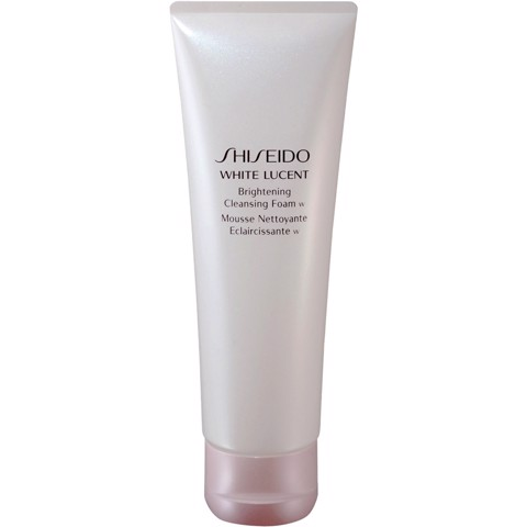 <p> - Sữa rửa mặt Shiseido White Lucent Brightening Cleansing Foam