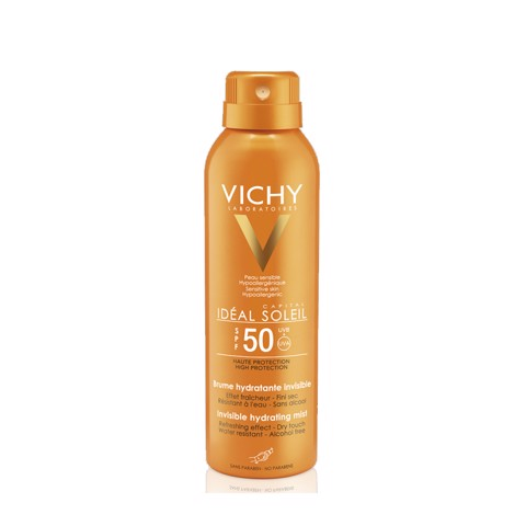 <p> - Xịt Chống Nắng Toàn Thân Vichy Ideal Soleil Invisible Hydrating Mist SPF 50
