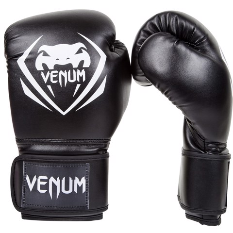 GĂNG TAY VENUM CONTENDER BOXING GLOVES - BLACK