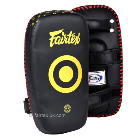 Đích Đá Fairtex Kplc5 Light Weight Thai Kick Pads