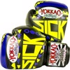 Găng Tay Yokkao Fygl-32 Sick Muay Thai & Boxing Gloves - Violet/Yellow