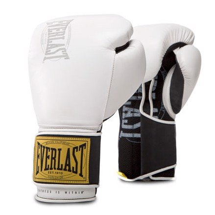 GĂNG TAY EVERLAST 1910 CLASSIC TRAINING GLOVES - WHITE