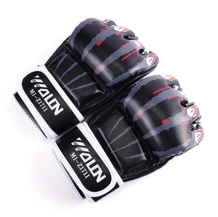 GĂNG TAY WOLON MMA CLAWS 2.0 - BLACK
