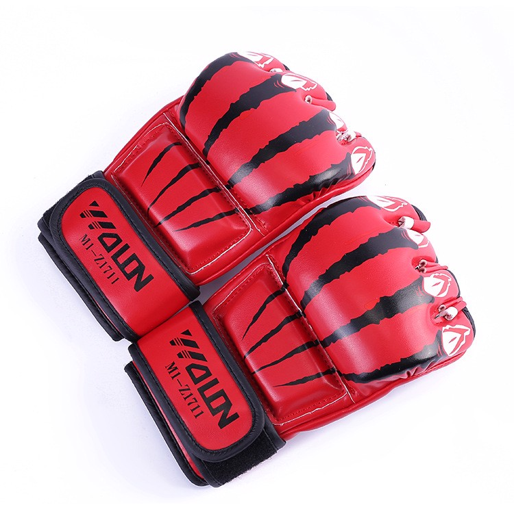 Găng Tay Wolon Mma Claws 2.0 - Red