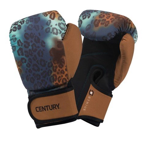 Găng Tay Century Strive Washable Boxing Gloves - Leopard